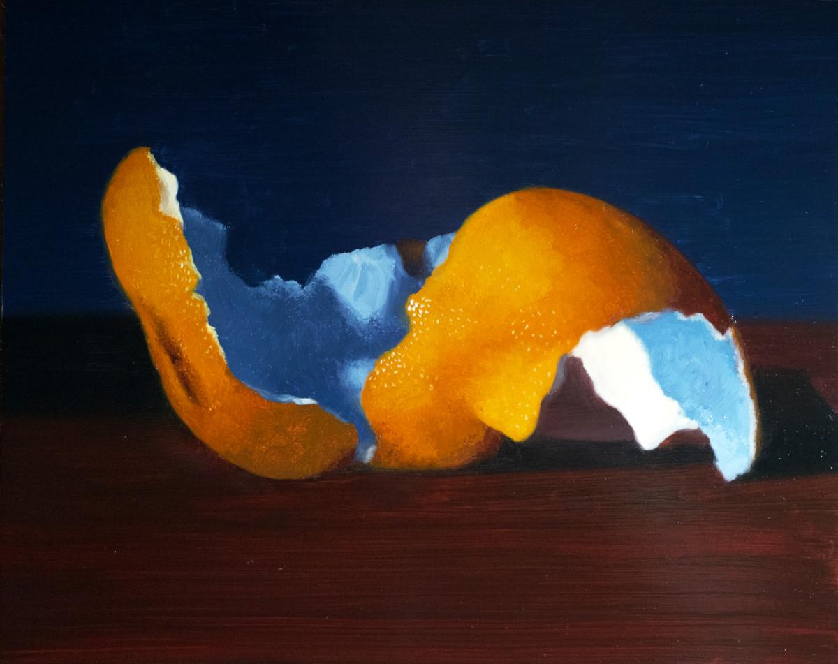 Tangello Peeled II by Paul Beckingham
