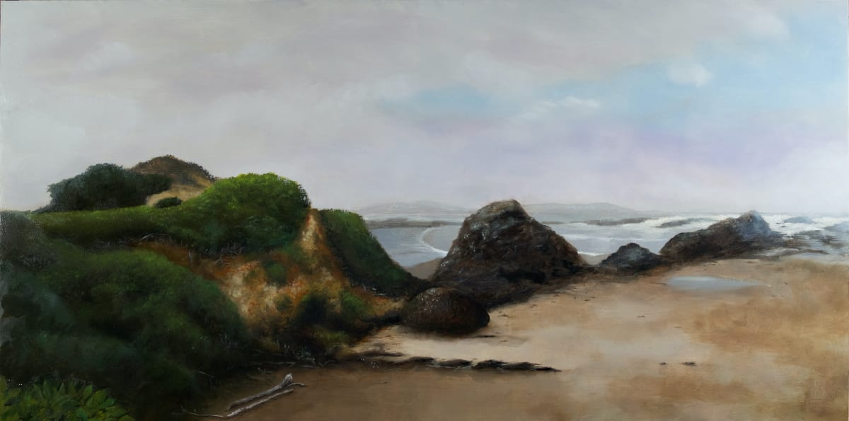 Coastal Haze by Paul Beckingham