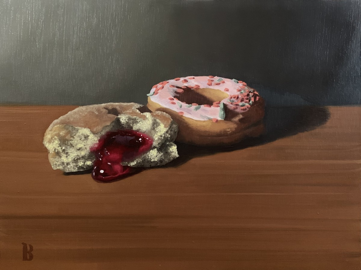 Donuts by Paul Beckingham