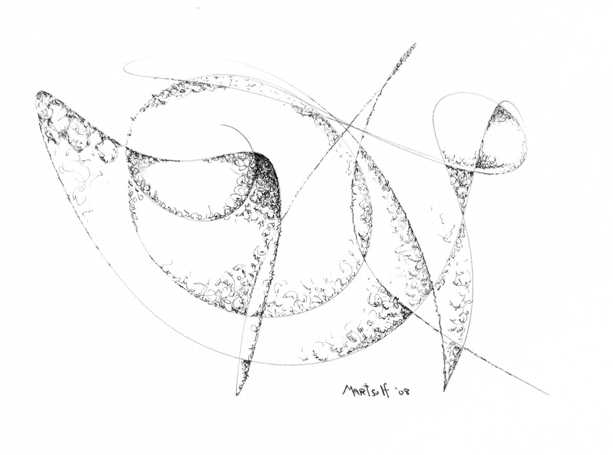 Eagle, the drawing