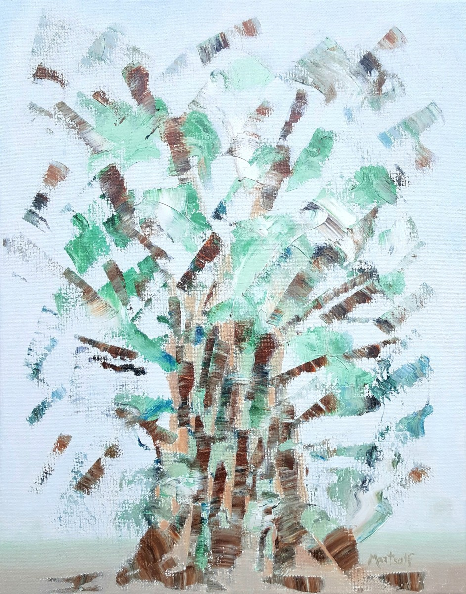 The Tree of Life by Dave Martsolf