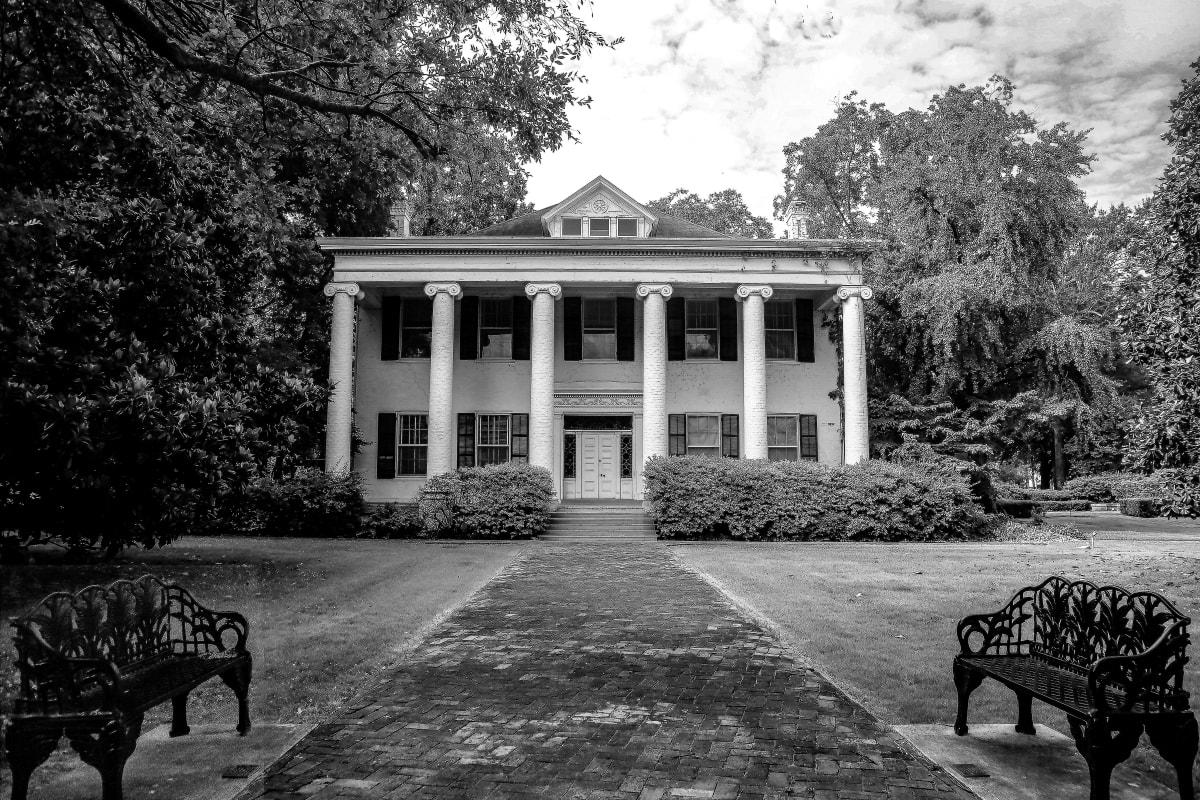 Historic Terry House 1 by Y. Hope Osborn