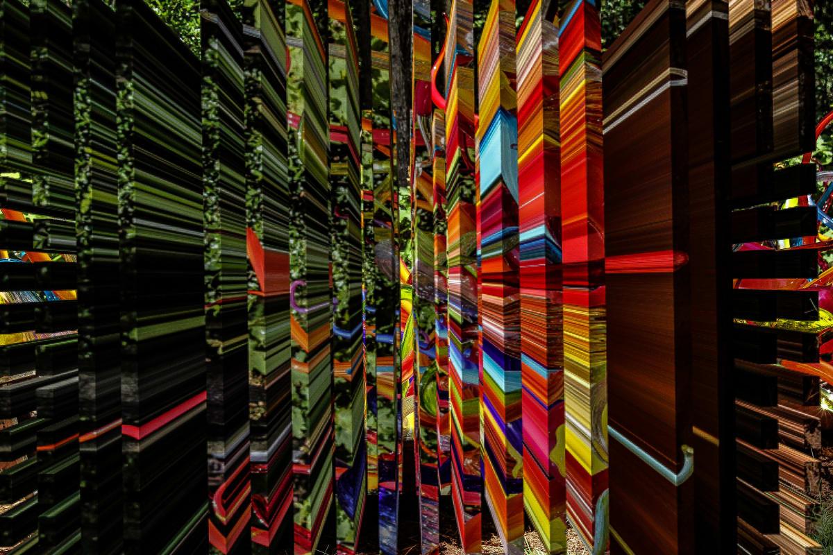Color Choreography by Y. Hope Osborn