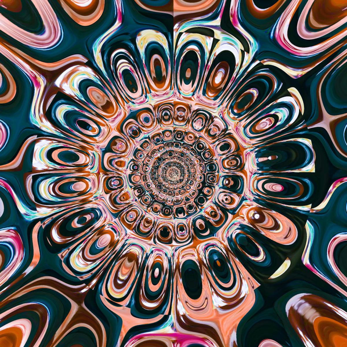 Kaleidoscope 17 by Y. Hope Osborn