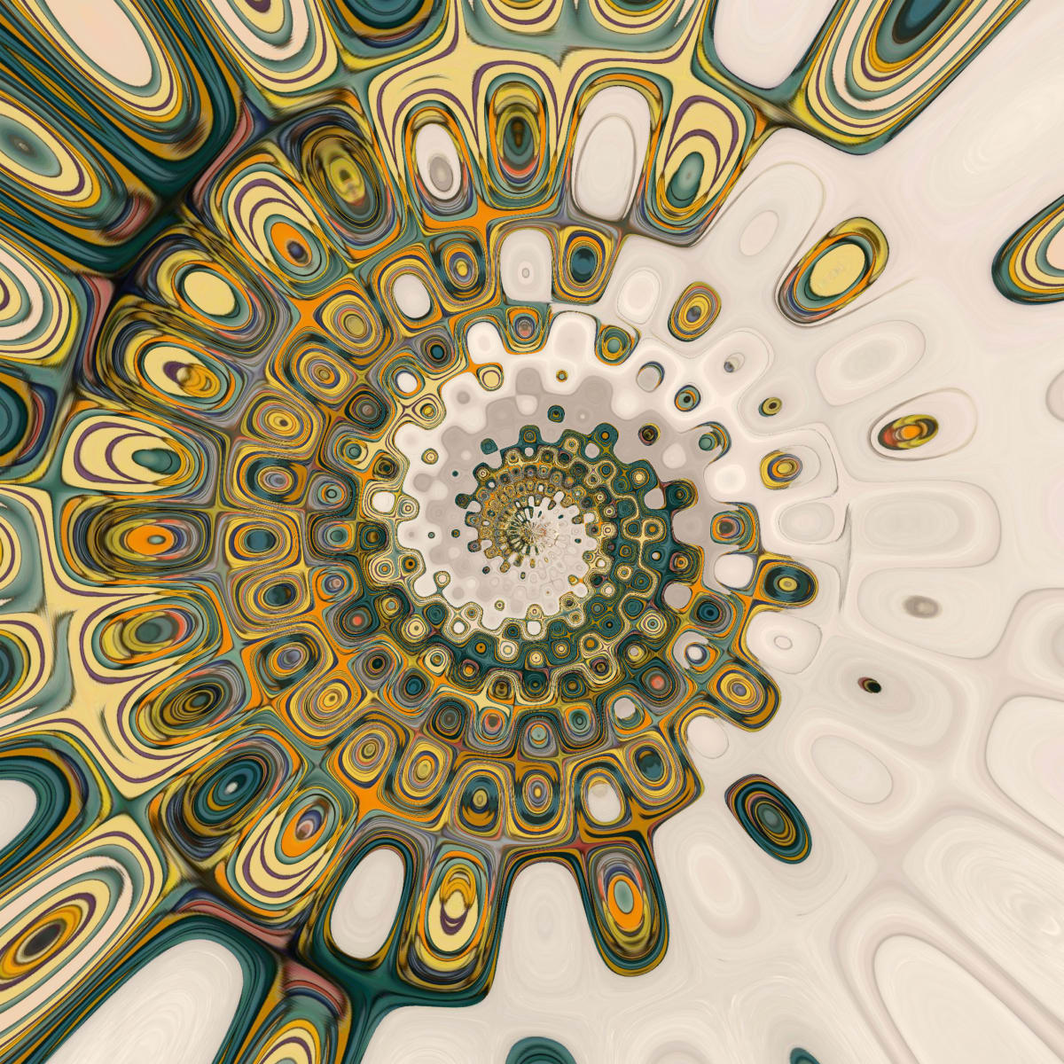 Kaleidoscope 1 by Y. Hope Osborn