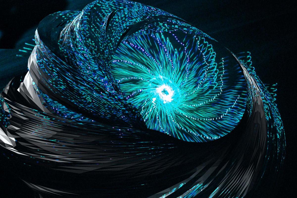 Vortex by Y. Hope Osborn