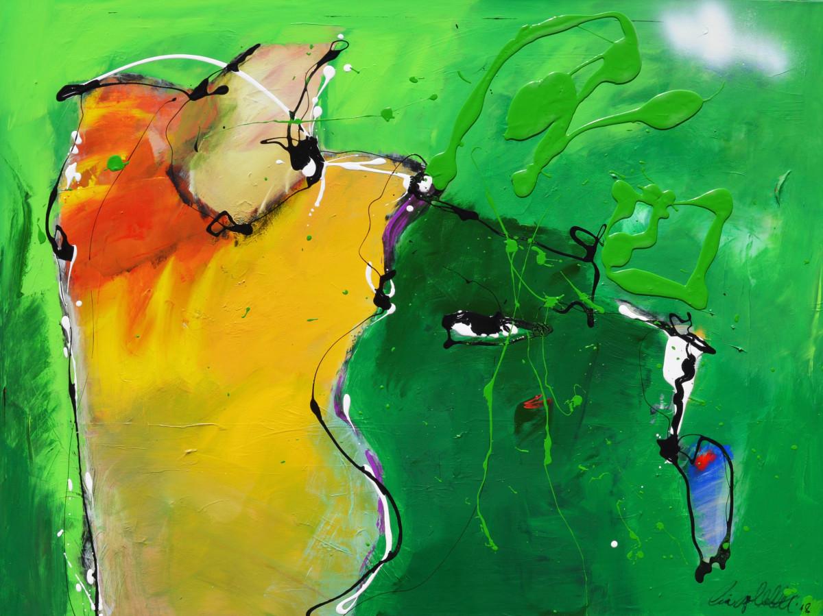 REDGRASS by Lia Galletti
