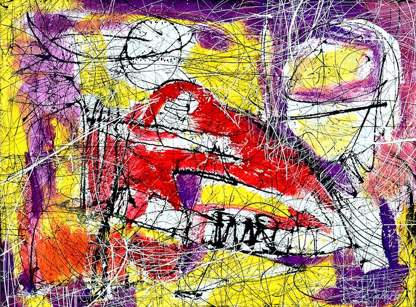 TRANCE (MYND) by Lia Galletti