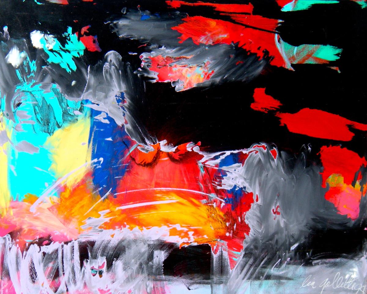 FROZEN MIST by Lia Galletti