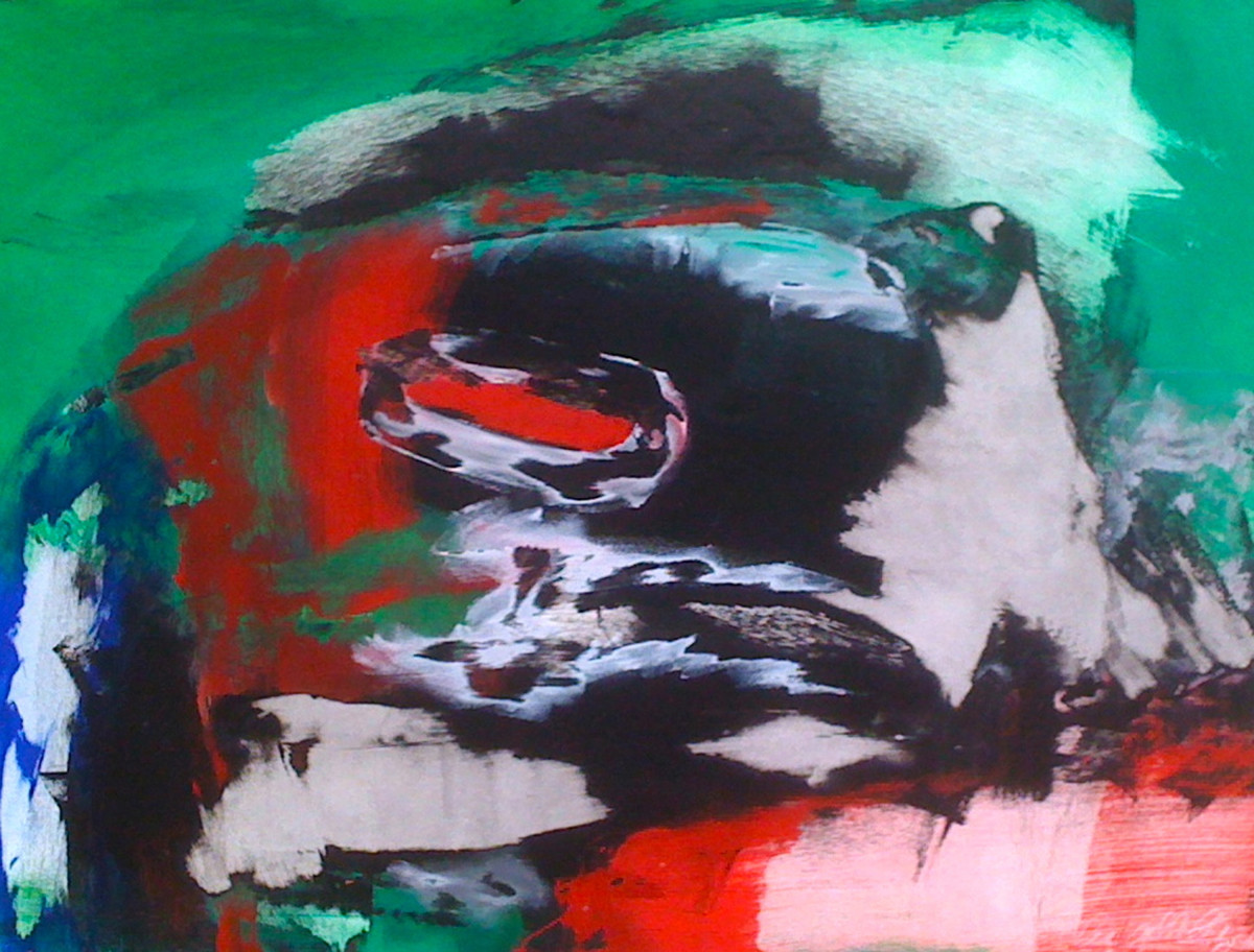 ARRAIGN by Lia Galletti