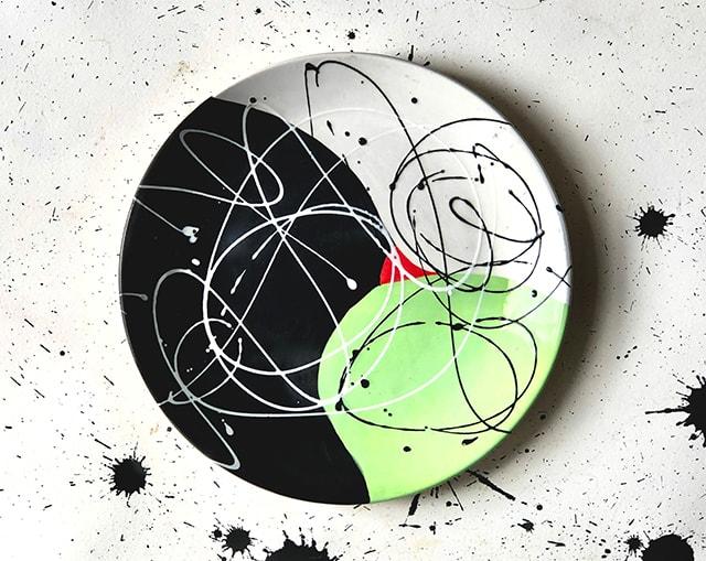 Plate 2 SINSONTE by Lia Galletti