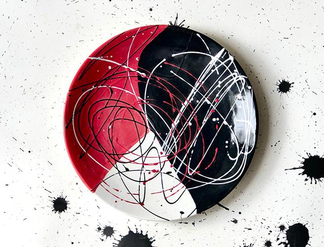 Plate 5 GALLO by Lia Galletti