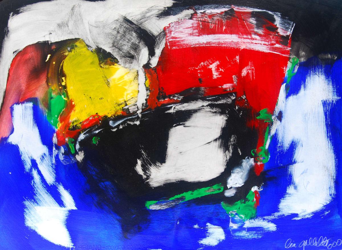 SPLIT SECOND by Lia Galletti
