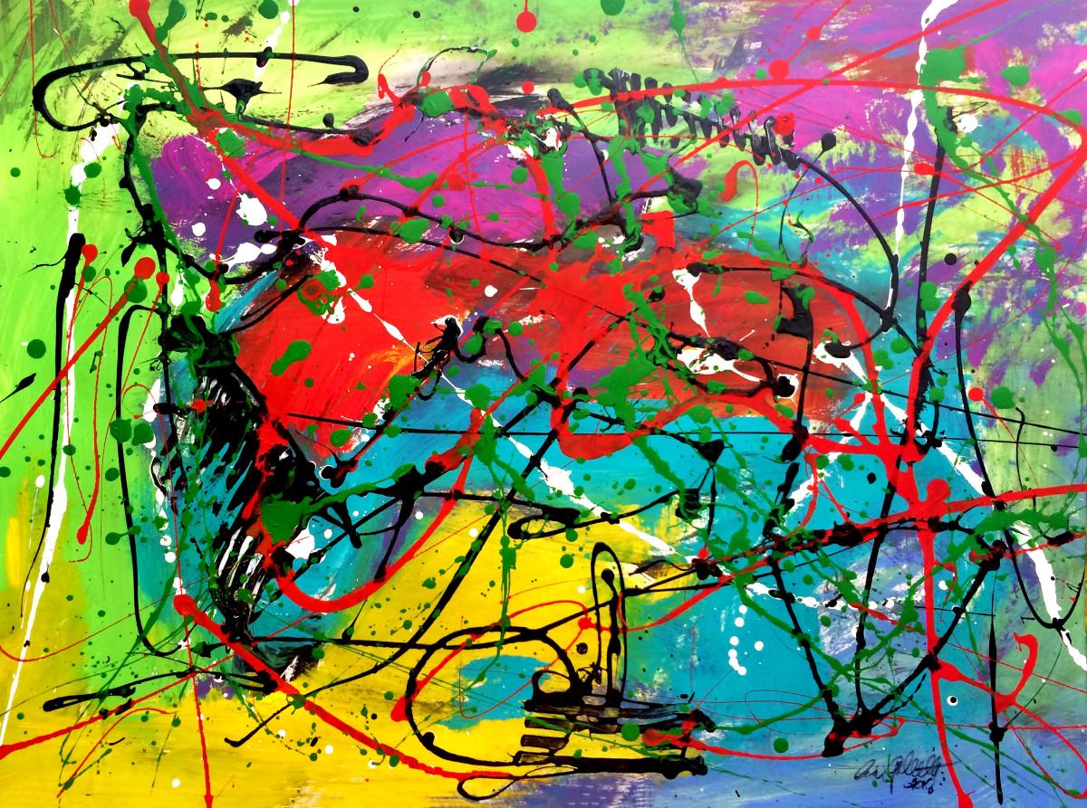 AMNESIA by Lia Galletti