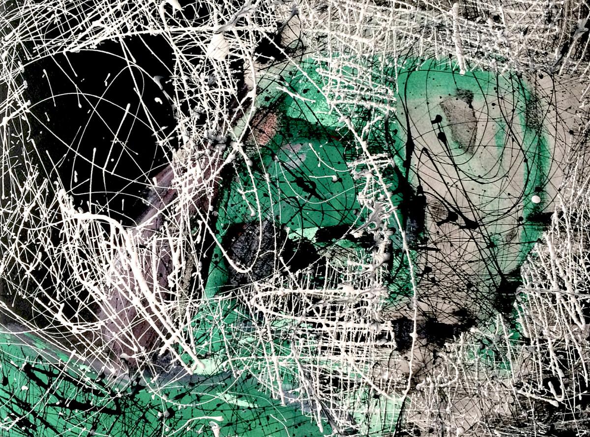 GREEN ASCENT by Lia Galletti