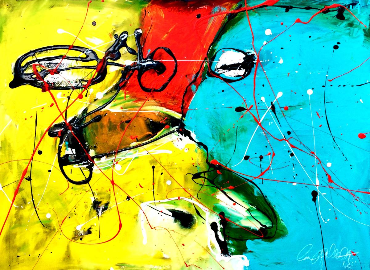 COLLISION by Lia Galletti
