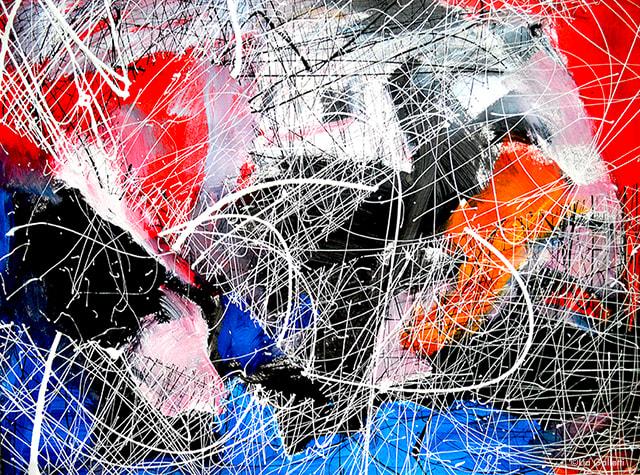 OVERTAKE by Lia Galletti