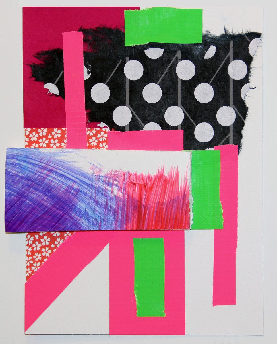 Abstract Interior 10