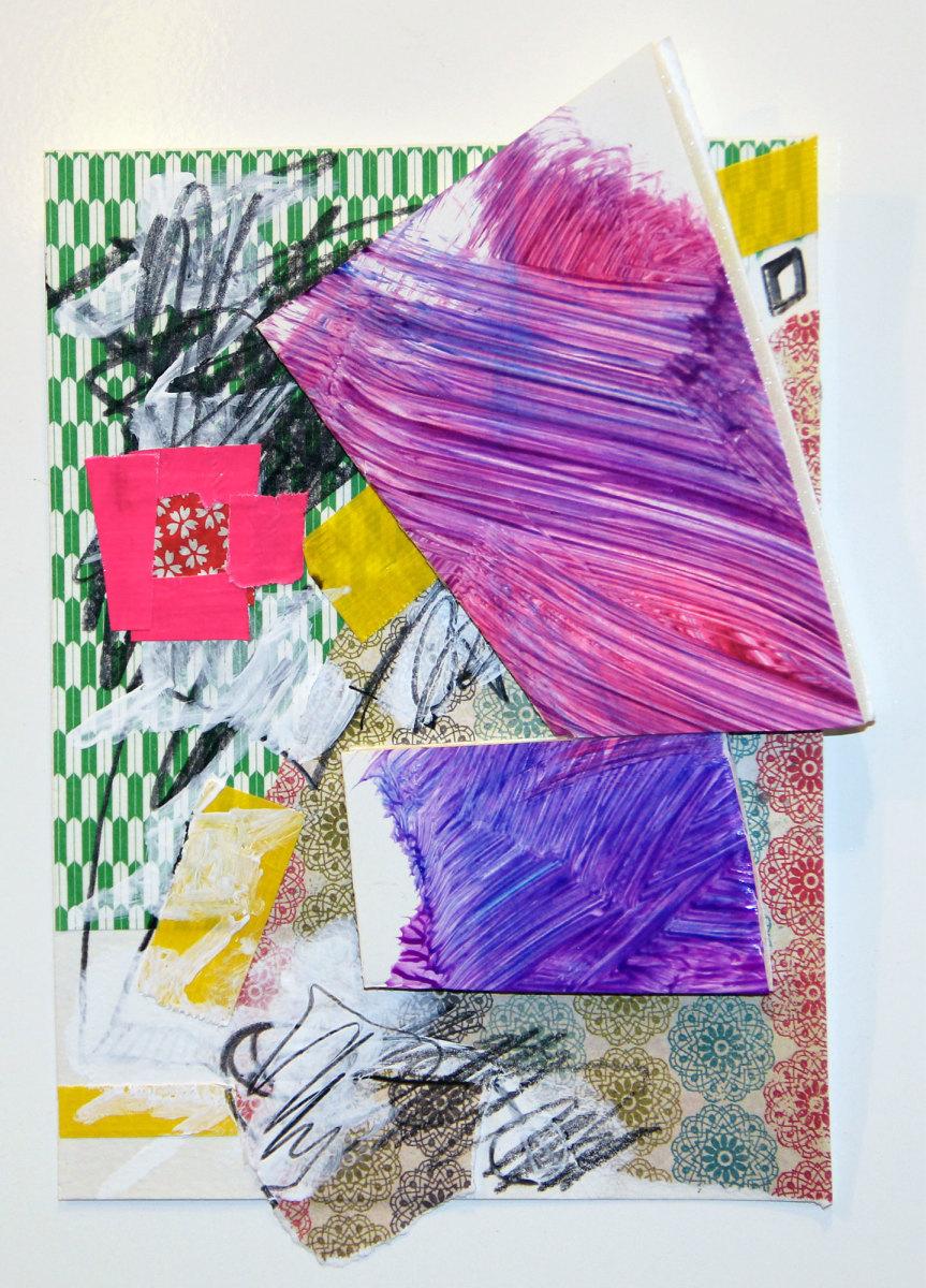 Abstract Interior 15