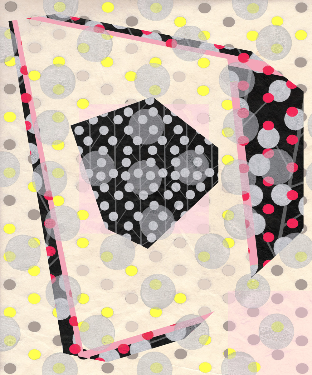 DC5 All the Dots by Pamela Staker