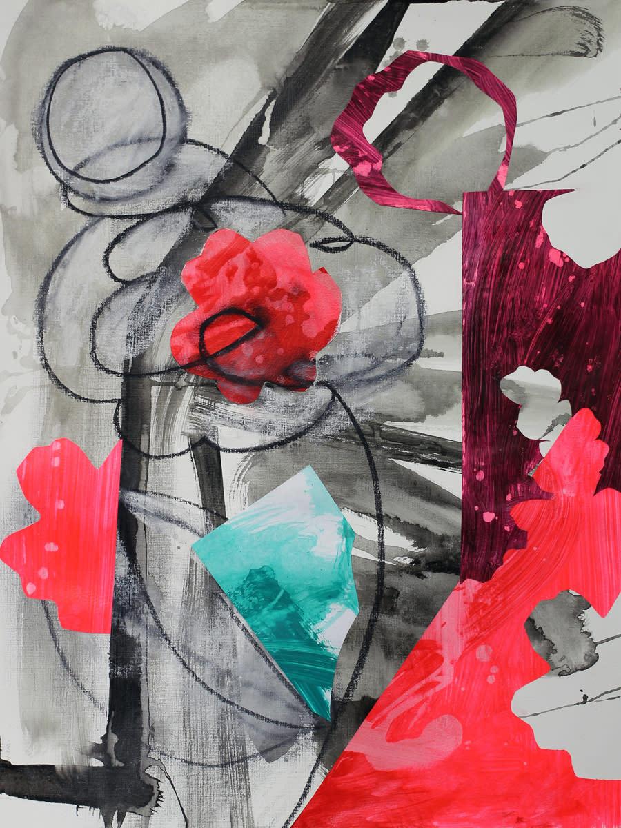 Haiku Series (exotic bloom) by Pamela Staker
