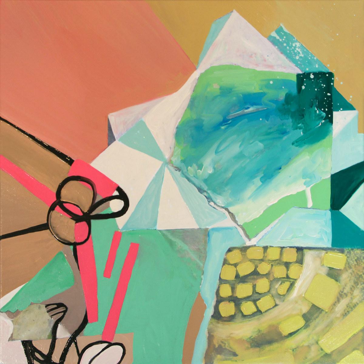 Radiate, Variation 1 by Pamela Staker