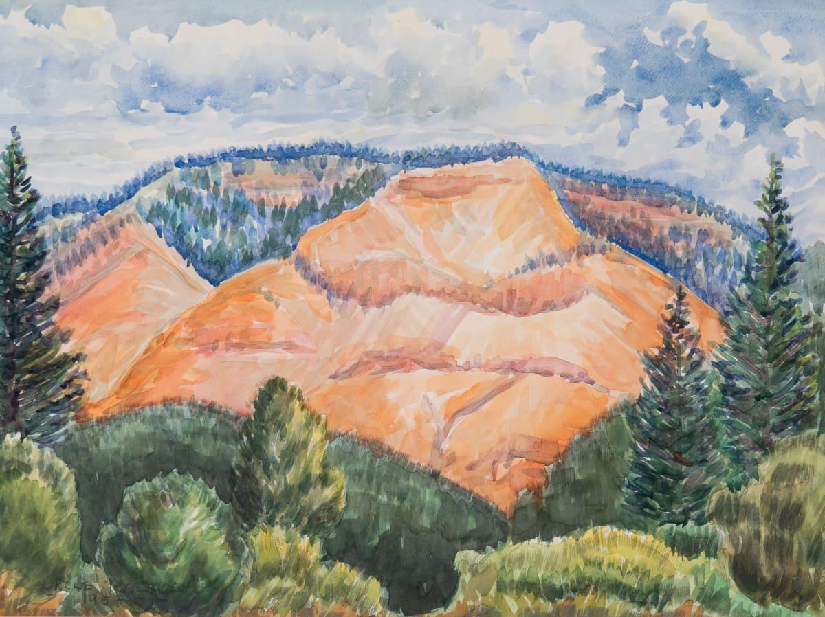 Cedar Breaks by Roscoe Grover