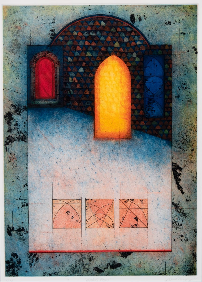 Book of Hours by Barbara Madsen