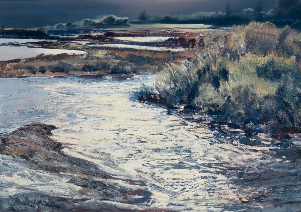 Alaska River by Paul Lauritz