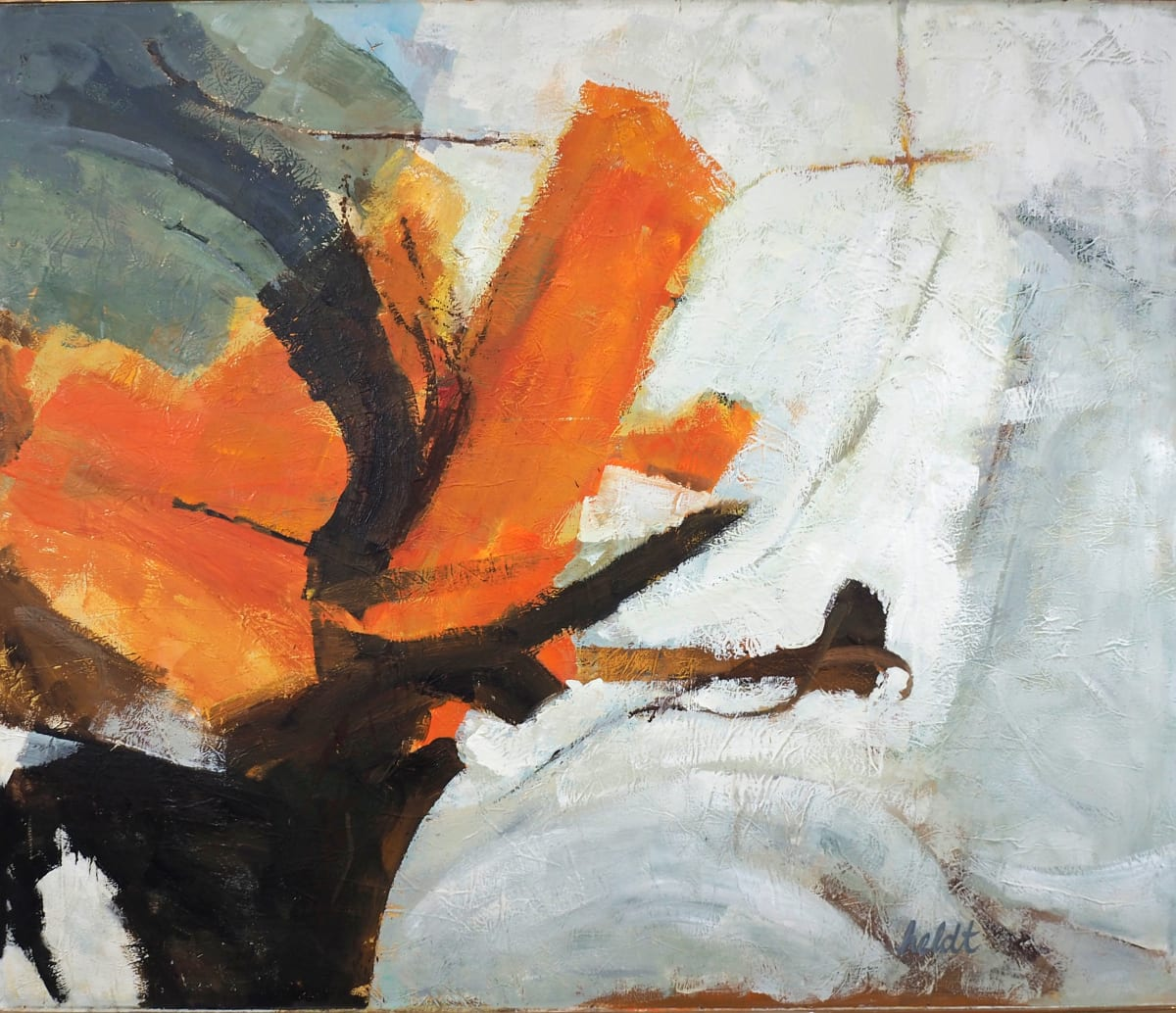 Papago Summer by Carl  Heldt