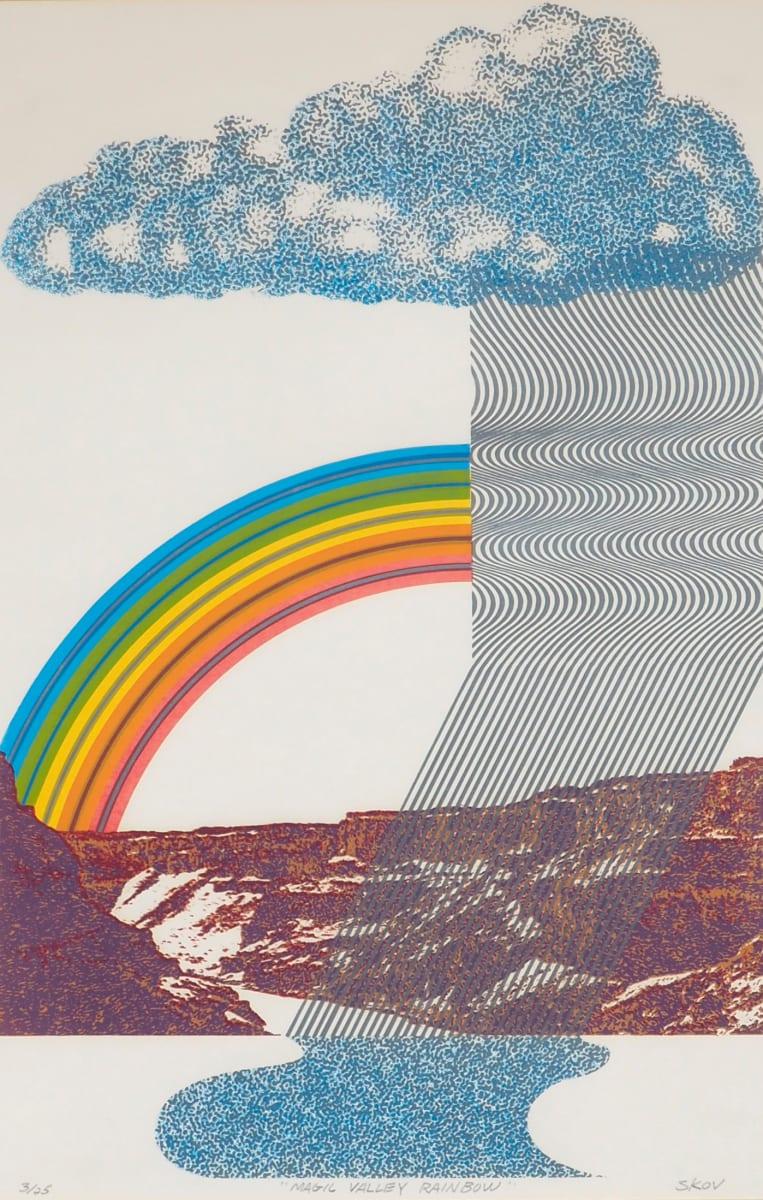 Magic Valley Rainbow (3/25) by Arny R. Skov
