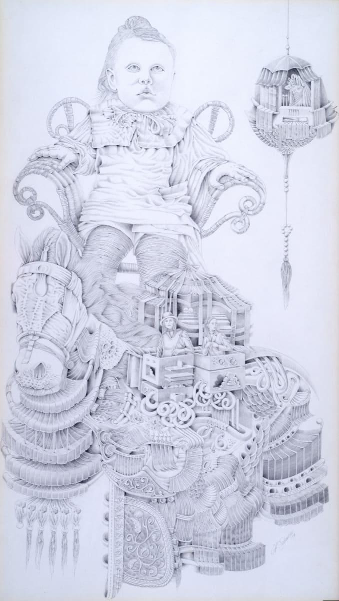 Prarie Pals by Robert C.  Schweiger