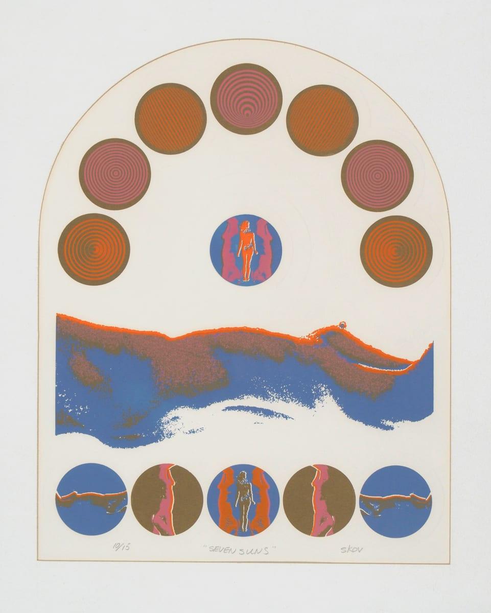 Seven Suns 10/5 by Arny R. Skov
