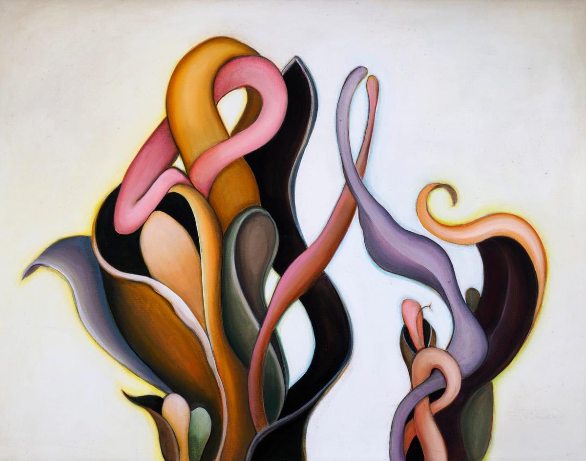 Botany Series II by Sally M. Bishop