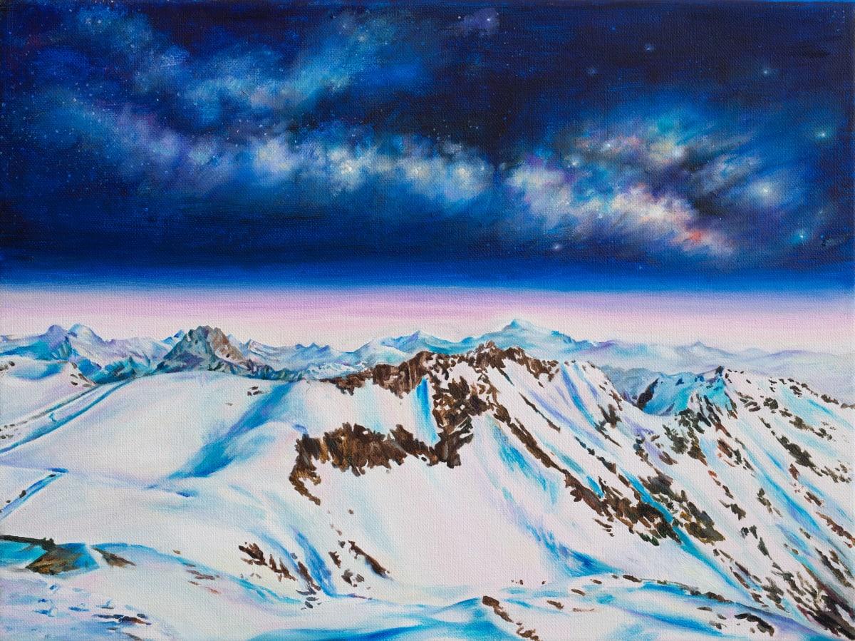 Cosmic Horizon by Anne Wölk
