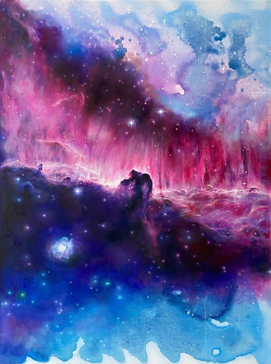 Horsehead Nebula by Anne Wölk