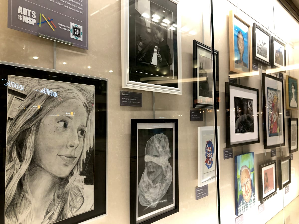 2020 Minnesota Scholastic Art Awards