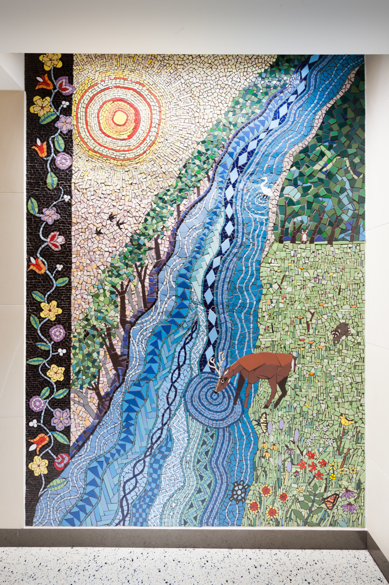 Misi-ziibi by Lori Greene