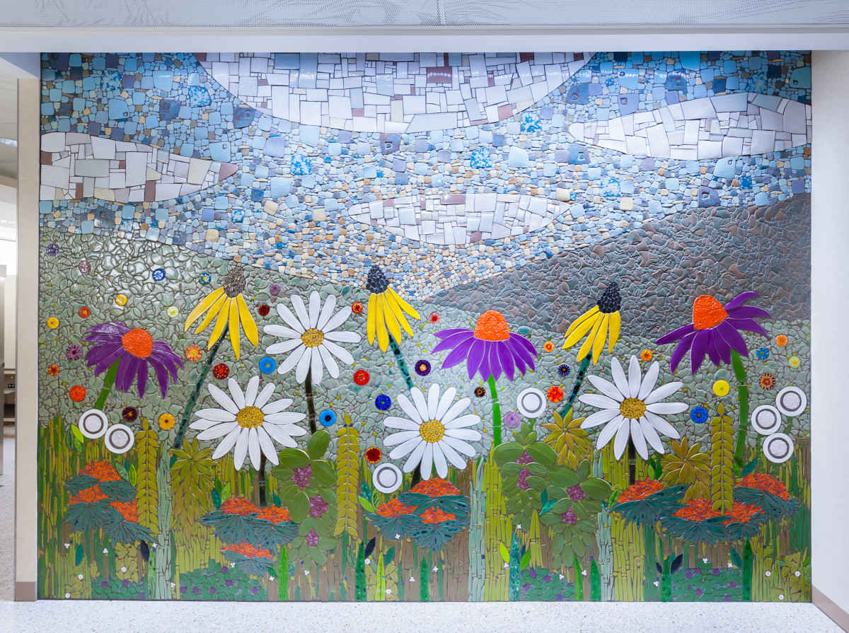 Minnesota Prairie by Sheryl Tuorila
