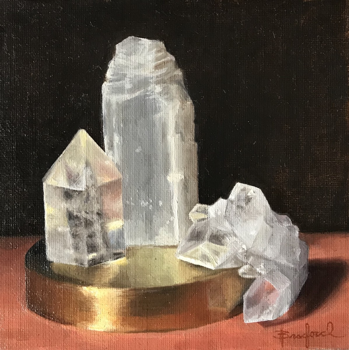 Quartz and Gold