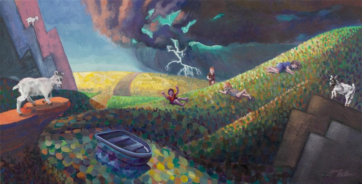 Distant Interruption by Steve Miller