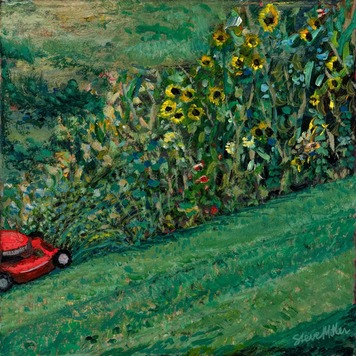 Mow by Steve Miller