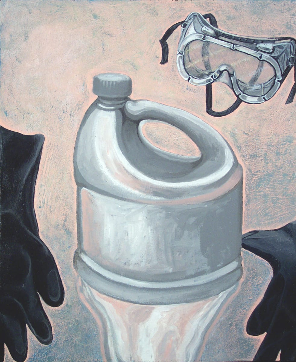 Chemical Spill by Steve Miller