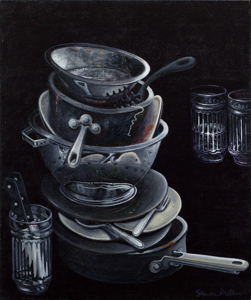 Dinner Totem by Steve Miller