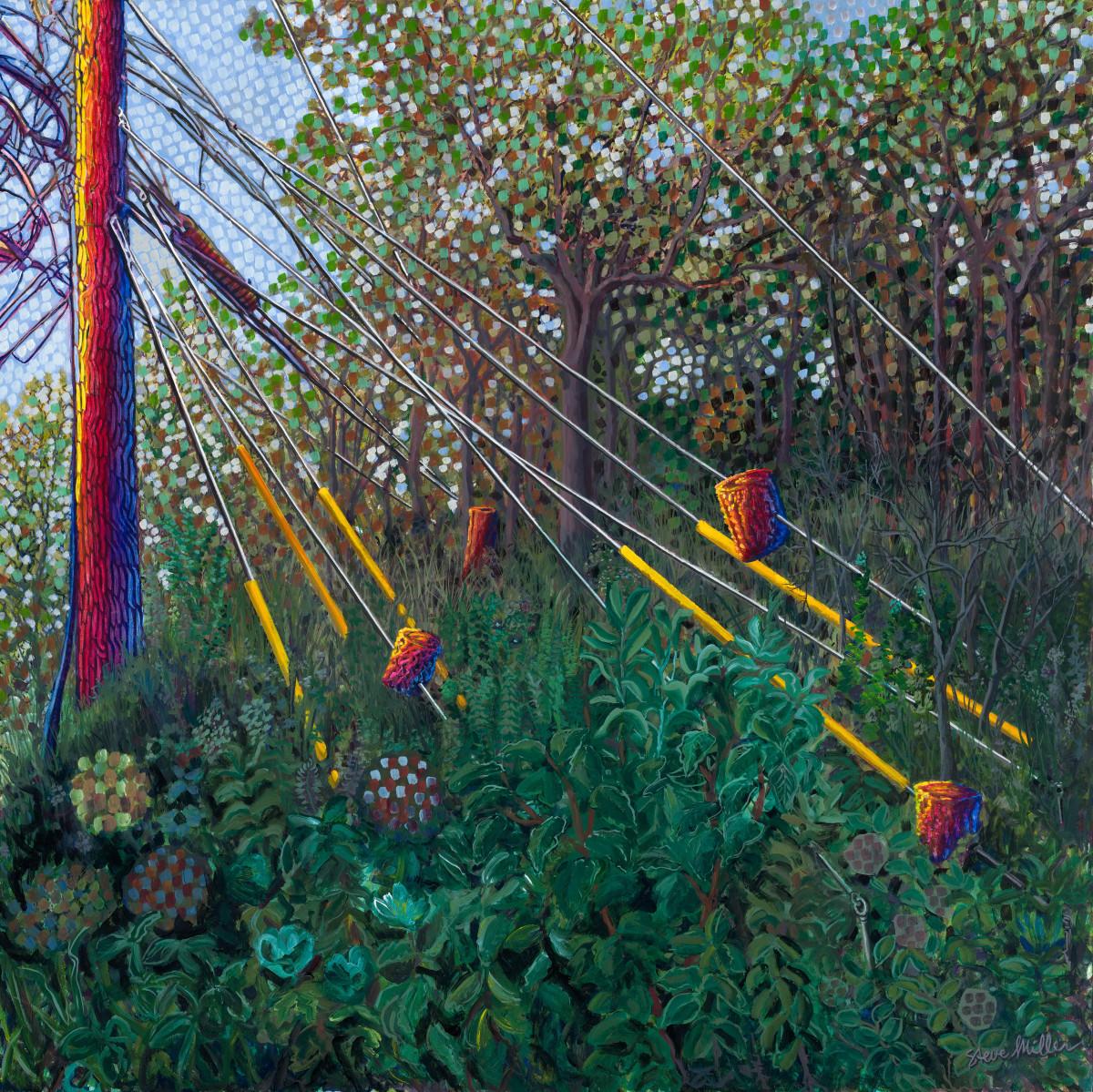Unexpected Garden by Steve Miller