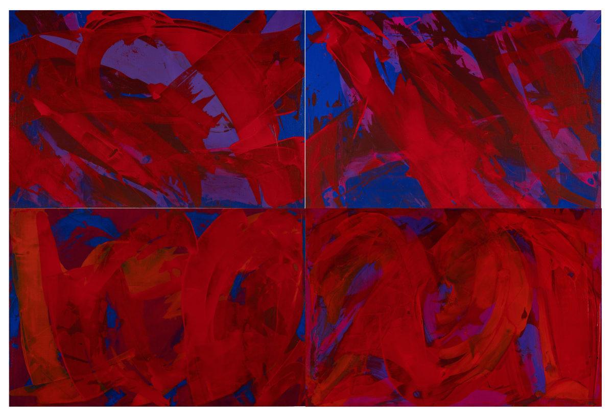 covid D Quartet by Alix Gonzalez Dumka