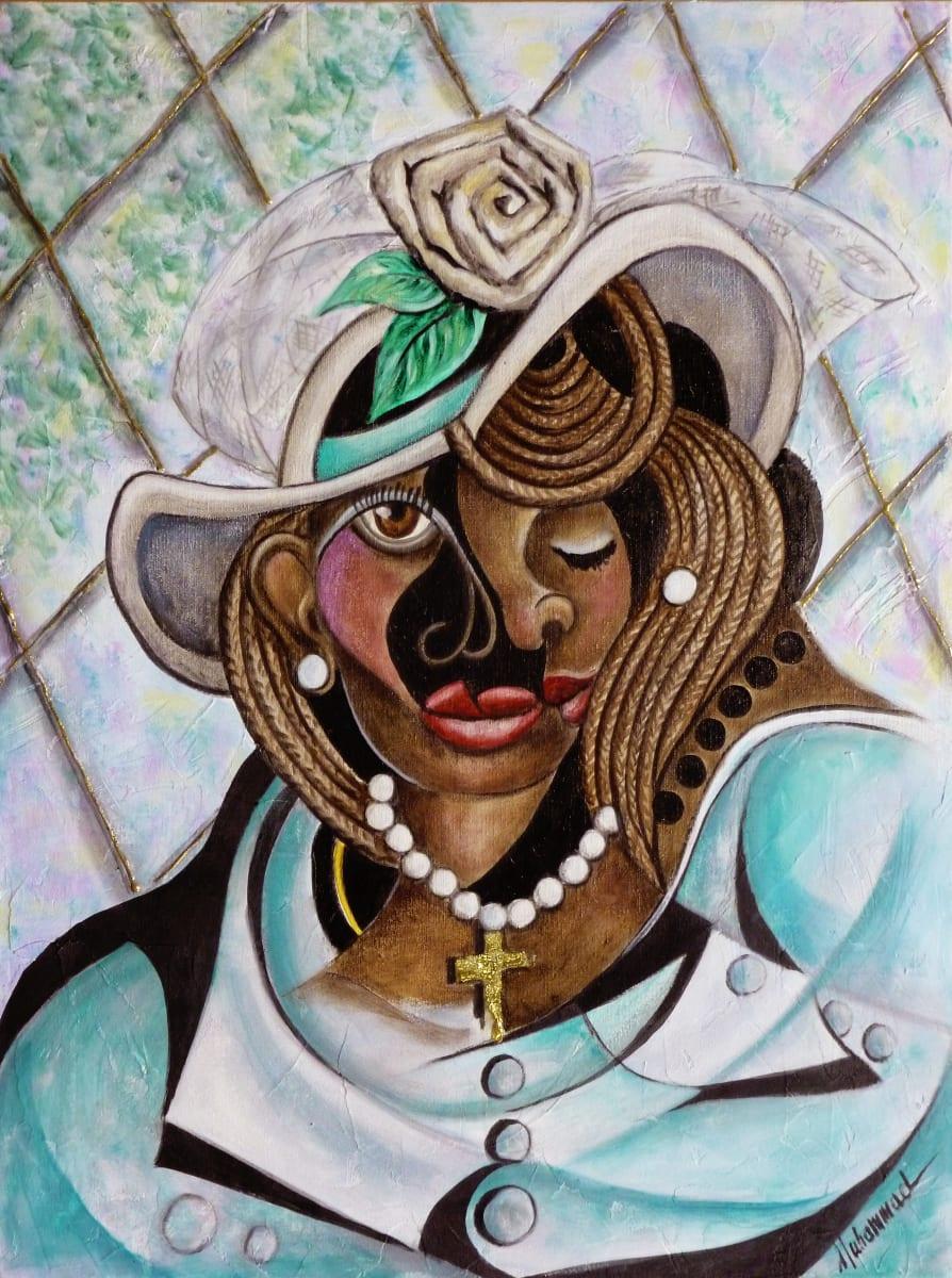 Church Lady by Marcella Hayes Muhammad