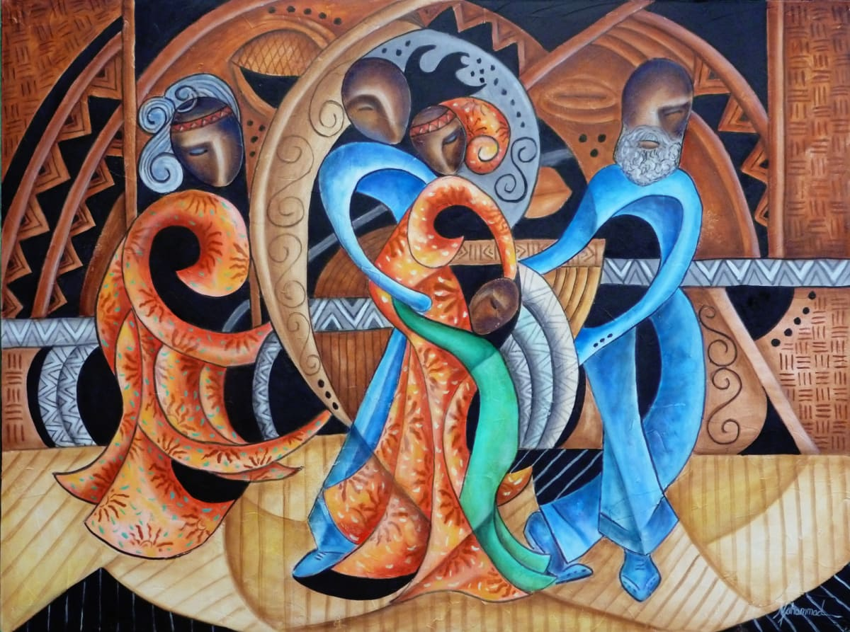 Family by Marcella Hayes Muhammad