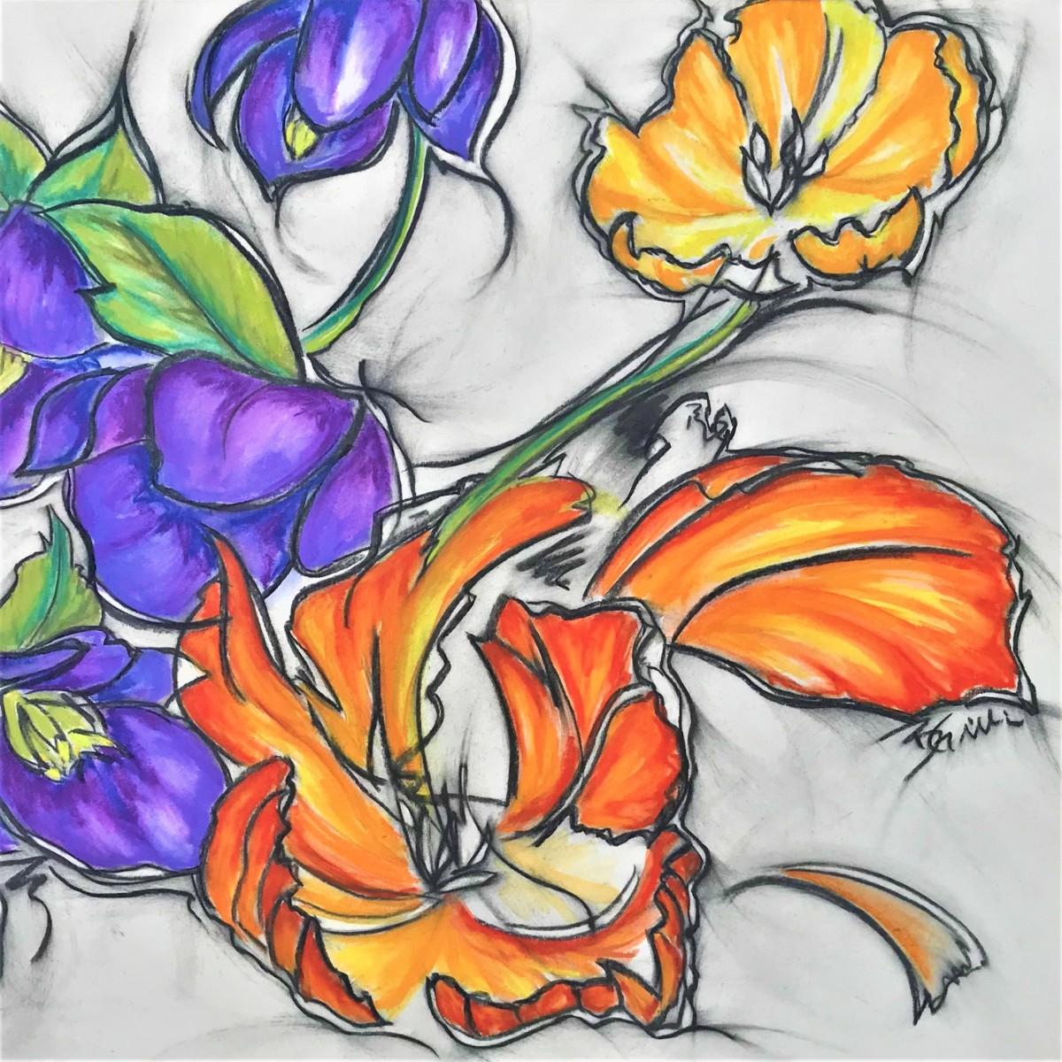 Windblown by Brenda Gribbin