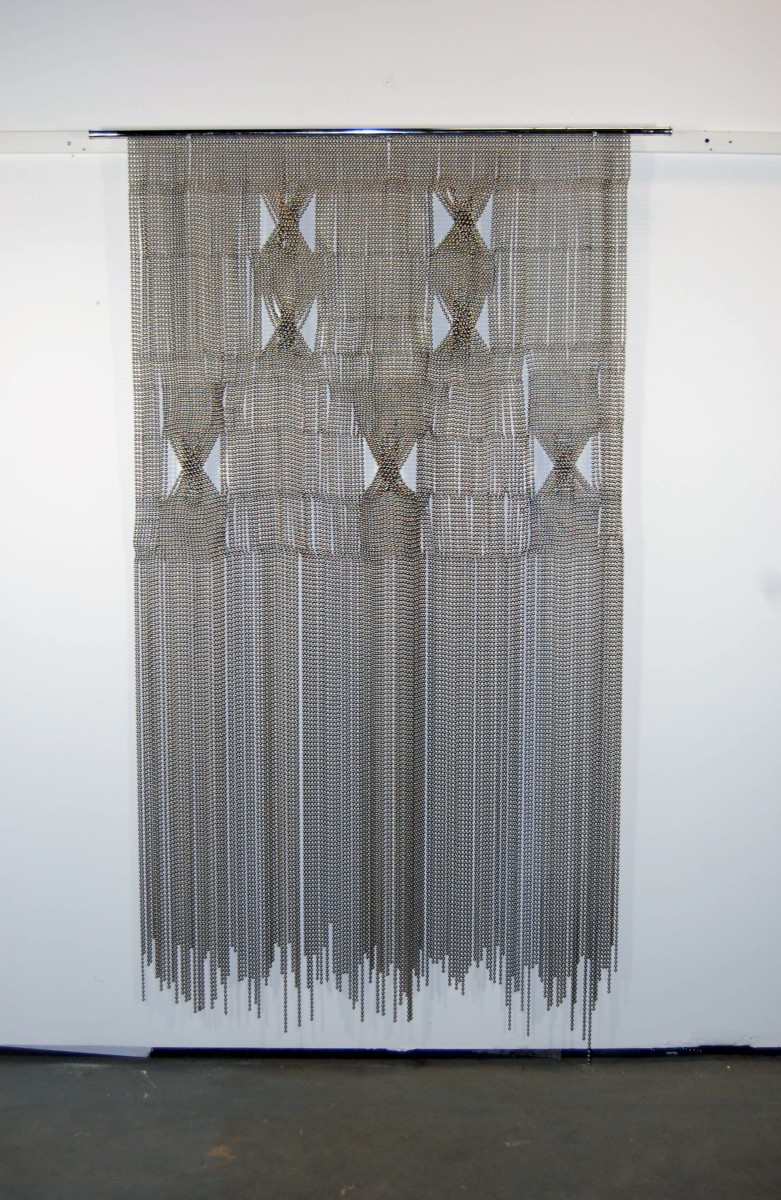 XOXO Textural Weaving by Beth Kamhi